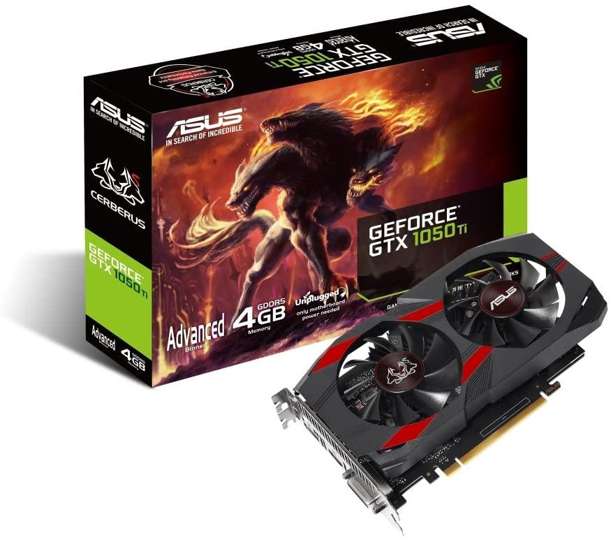 ASUS Cerberus GeForce GTX 1050